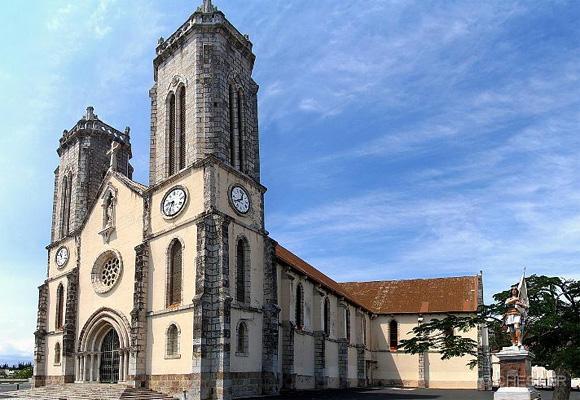Catedral de San José. No te la puedes perder