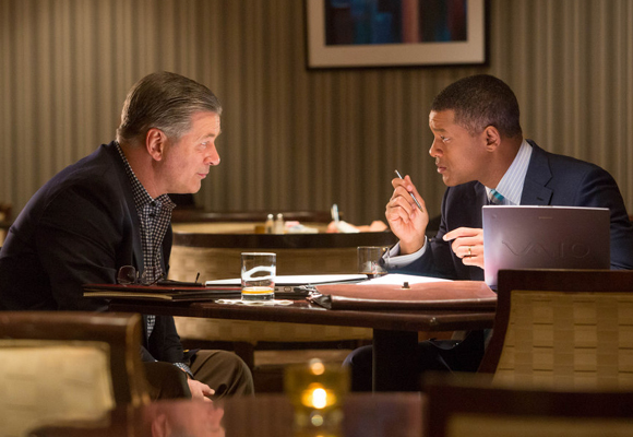 Alec Baldwin comparte protagonismo con Will Smith en la cinta
