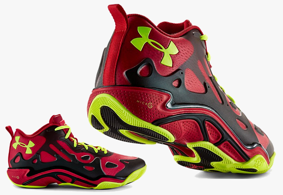Zapatillas Under Armour de basket. Compra aquí