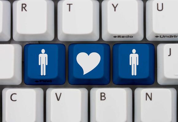 El amor está en el aire... ¡pero también en internet!