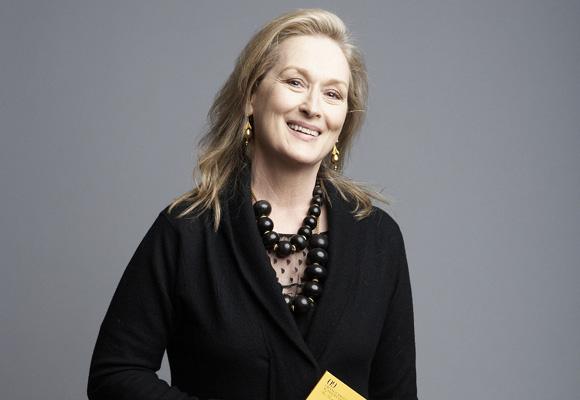 Meryl Streep, activista por la igualdad