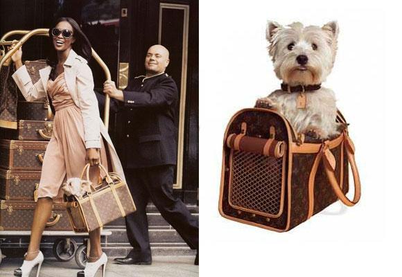El Monogram de Louis Vuitton, un clásico elegante y práctico