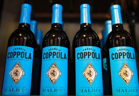 Compra aquí los vinos de Coppola. Vinos de cine