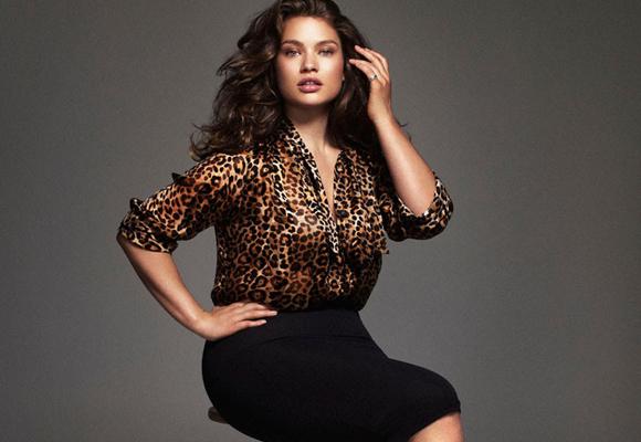 Tara Lynn es seguramente la modelo curvy más conocida del mundo