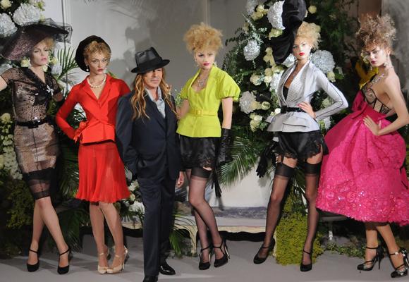 Galliano fue el encargado de devolver el esplendor a Dior