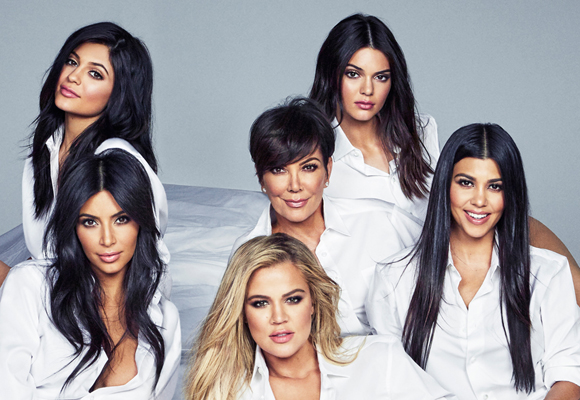 El clan Kardashian, el más fructífero de Hollywood