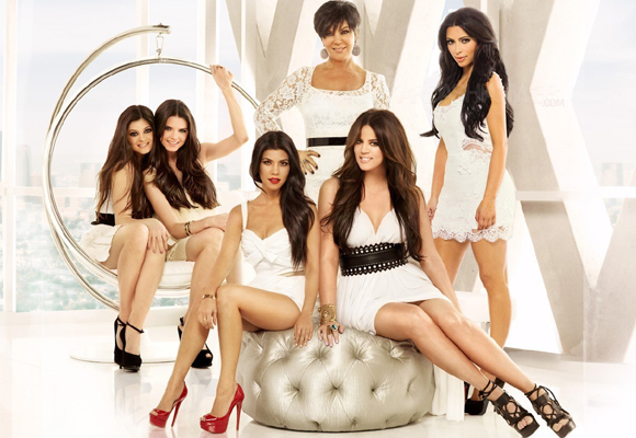 'Keeping up with the Kardashian' lleva en antena desde
