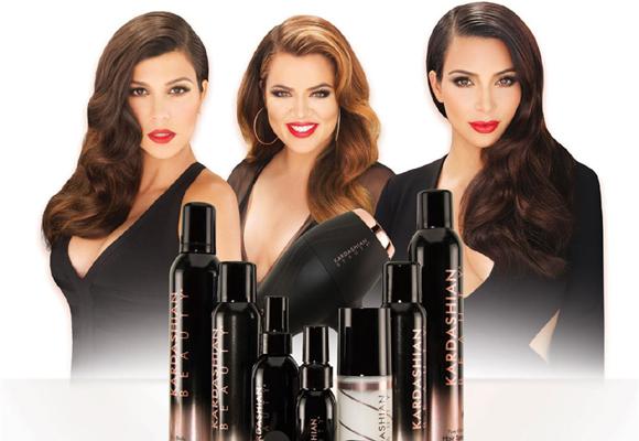 Las hermanas tienen su línea de maquillaje y productos para el cabello
