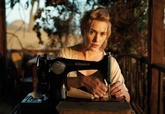 Kate Winslet se convierte en 'La Modista' en el cine