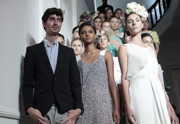 Kris Goyri, una de las marcas de moda más lujosas de México