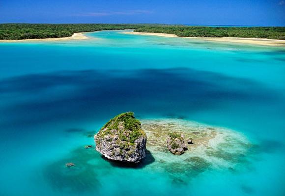 Mar cristalino y una gastronomía exquisita. Todo eso y más en Nueva Caledonia