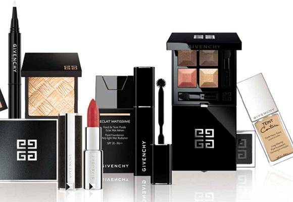 Givenchy apuesta por la cosmética. Compra aquí sus productos