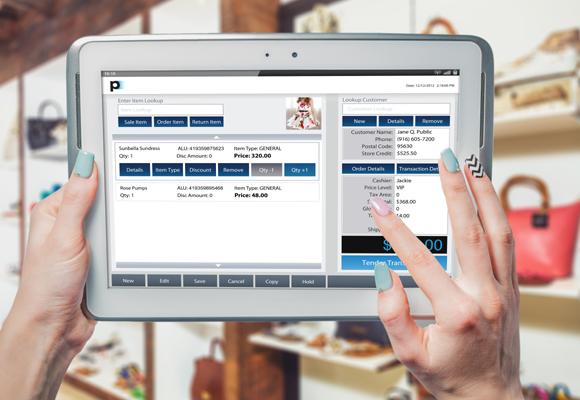 Retail Pro ayuda a las empresas a llevar una mejor gestión