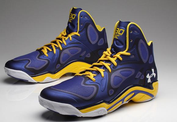 Zapatillas de basket de Under Armour. Compra aquí