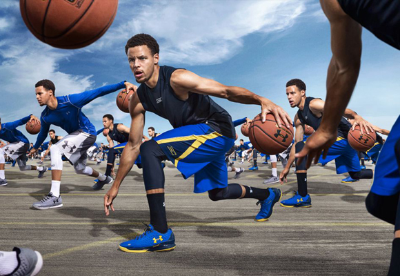 Under Armour, una de las empresas de ropa deportiva más conocidas