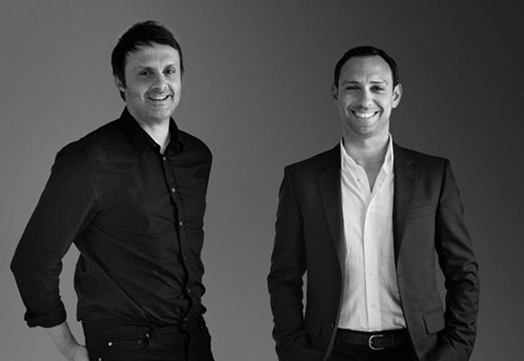 Thierry Petit y David Dayan, cofundadores de Showroomprive