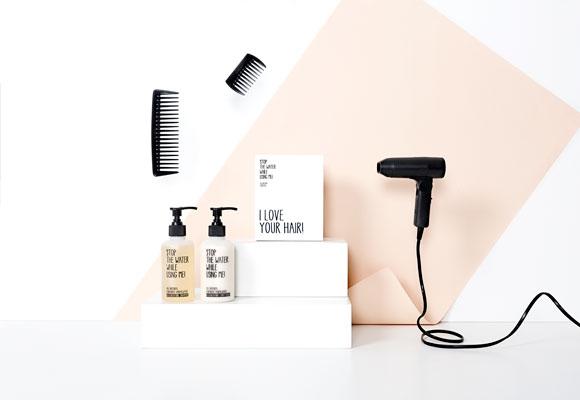 La firma cuenta con productos para el cabello