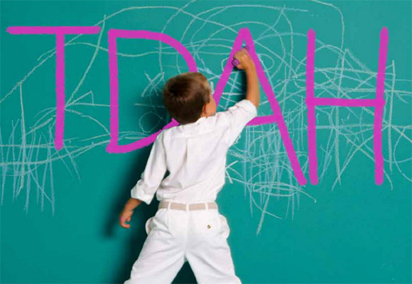 Los niños con TDA o dislexia tienen unas grafías típicas que se pueden indentificar y tratar