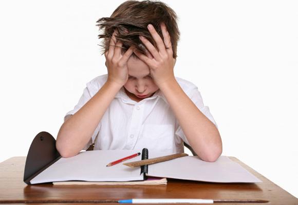 Equilibrando el ritmo escritural de los niños con problemas de aprendizaje mejorarán