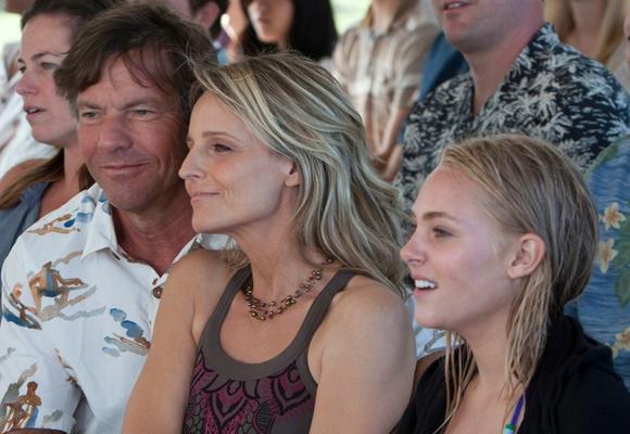 Dennis Quaid y su mujer han tenido su última hija con un vientre subrogado