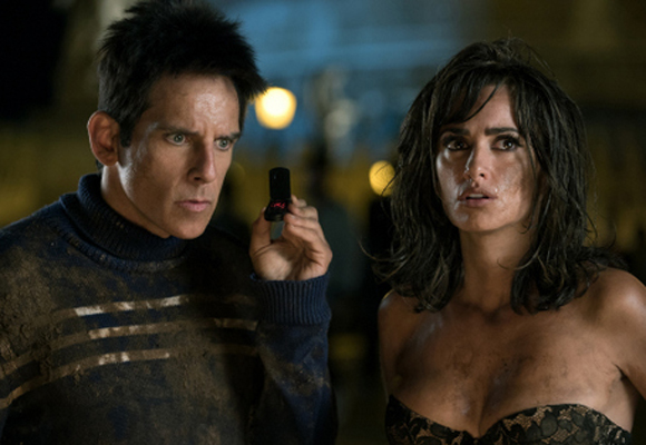 Derek y Valentina viven una gran aventura cómica en 'Zoolander 2'