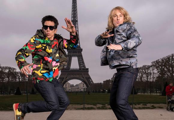 La promoción mundial de 'Zoolander' ha sido muy comentada en las redes sociales
