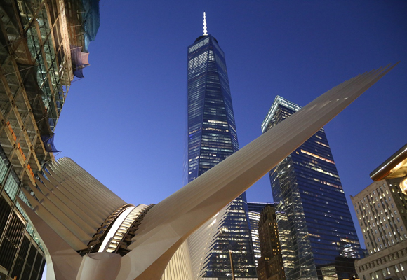 Estación de Calatrava en NY. Se inaugurará en unos días