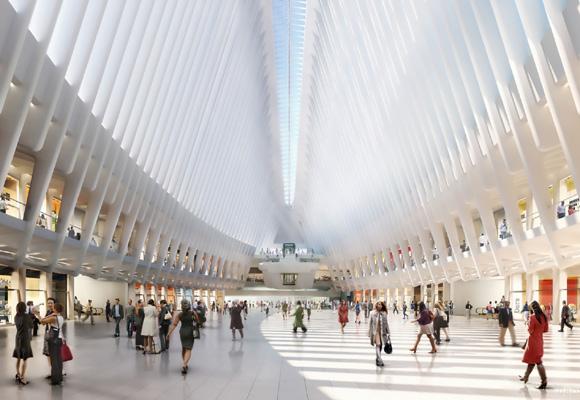 La estación de Calatrava
