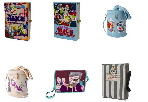 Los originales bolsos de Olympia Le Tan inspirados en Disney