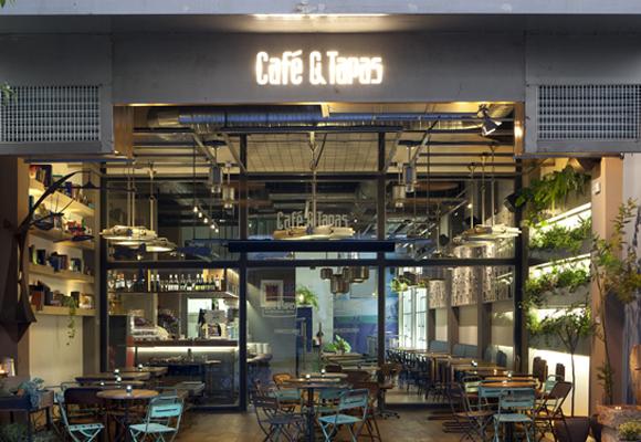Fachada Café & Tapas