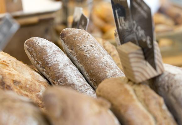 Diferentes panes de Panaria