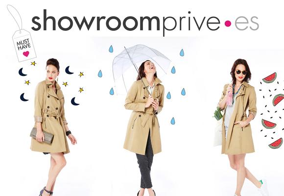 Aquí puedes suscribirte a Showroomprive. ¡Es muy fácil!