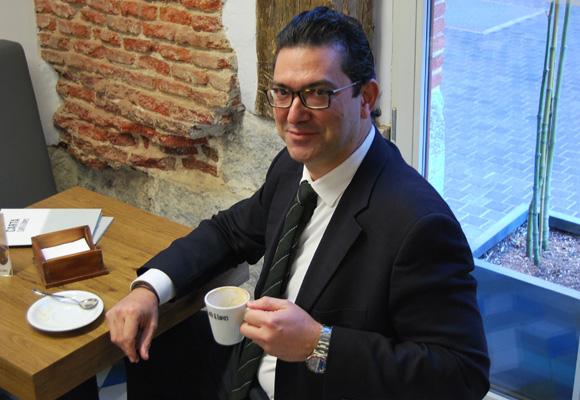 El CEO de Compañías del Trópico durante la entrevista con TL