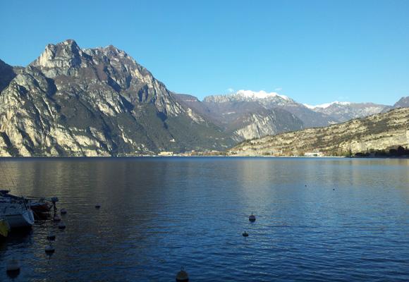 Entorno del Lago de Garda