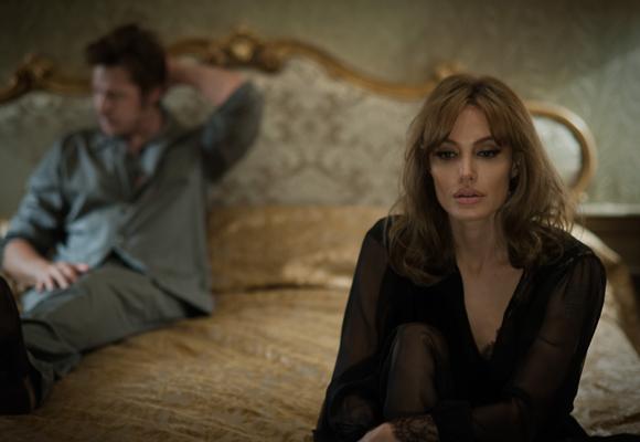 Brad y Angelina protagonizan su segunda película juntos