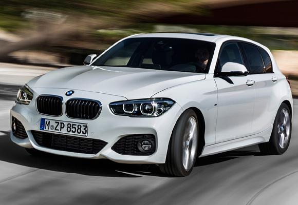 BMW Serie 1, un clásico de la elegancia