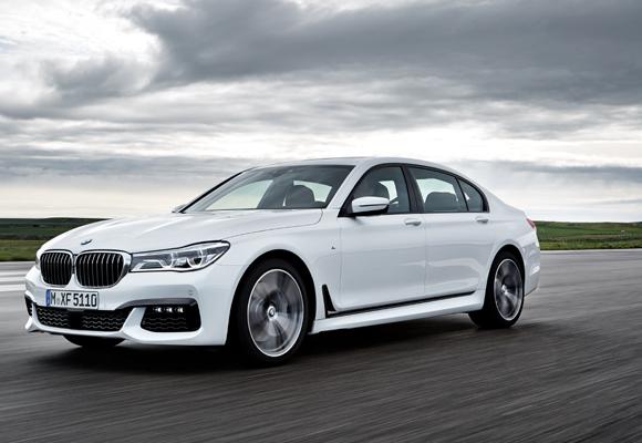 BMW mantiene objetivos y aumenta ventas en 2016