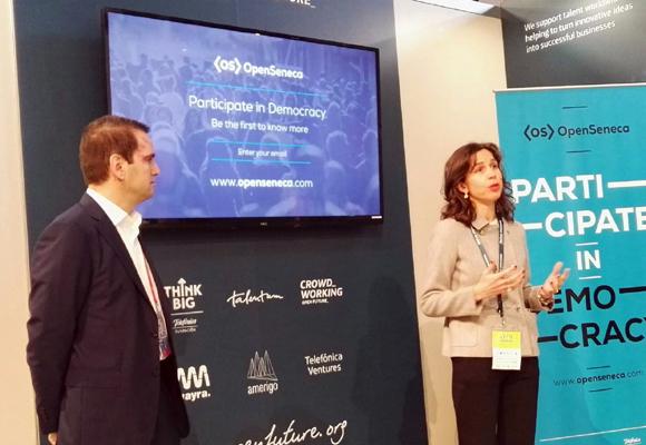 Ana Segurado, directora global de Telefónica Open Future
