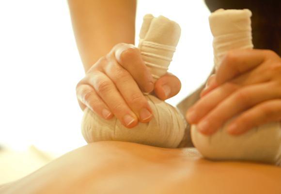 El masaje te dejará flotando
