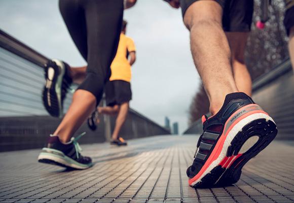Zapatillas Adidas de running. Compra aquí