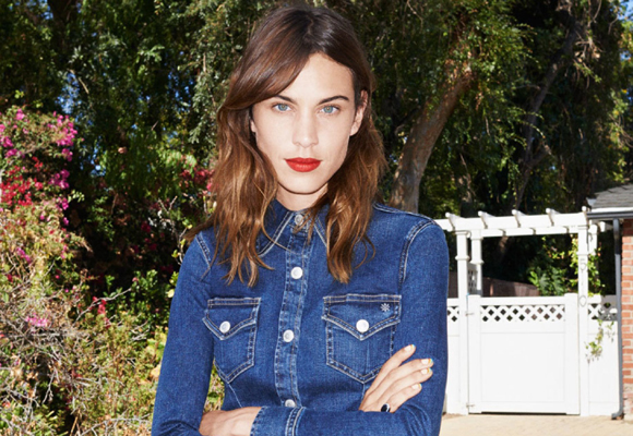 El estilo effortless de Alexa Chung es único