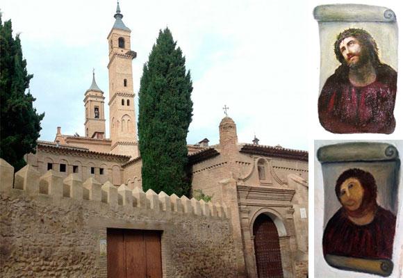 Borja, con independencia de su famoso Ecce Homo, tiene un gran patrimonio
