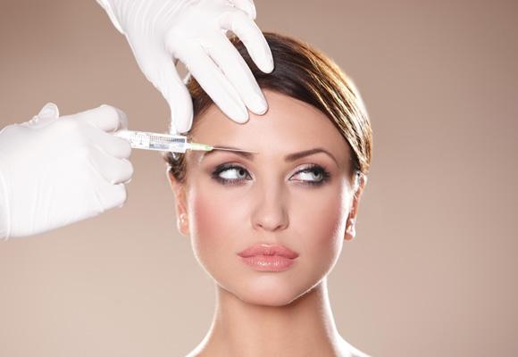 El Botox actúa sobre los músculos; el relleno dérmico, no