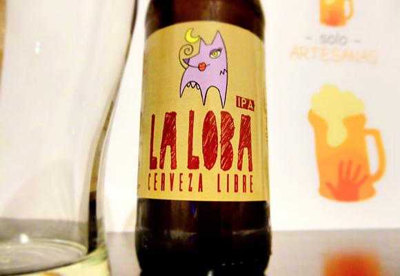 Aquí puedes comprar la cerveza La Loba