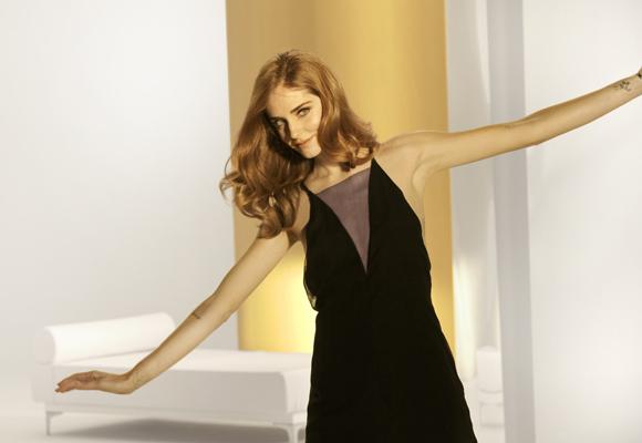 Chiara se declara fan de la moda española