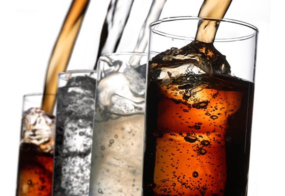 Las bebidas gaseosas pueden producir caries