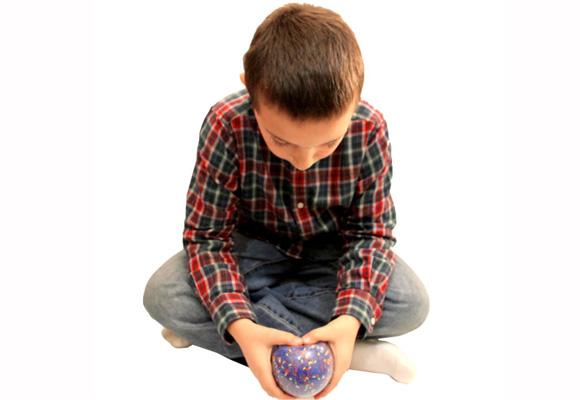 Los niños podrán mejorar su coordinación y fortalecer los brazos