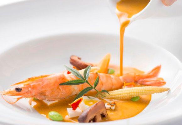 Más de 20 restaurantes sirven a sus clientes Gamba Natural
