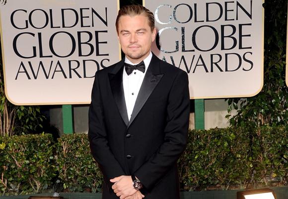 DiCaprio falló en los Oscar con el largo de las mangas de la camisa