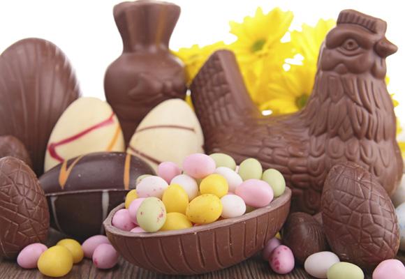 Nos encantan los huevos de Pascua, pero no en exceso